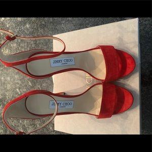 Jimmy Choo Misty High Heel Sandal